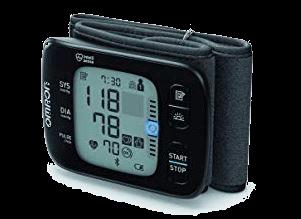 Omron RS7 appareil électronique de mesure de tension au poignet