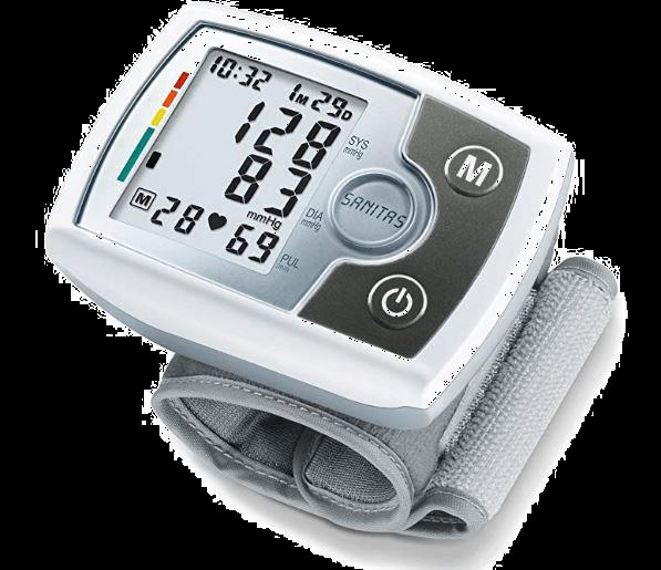 Tensiomètre poignet sanitas SBM 03